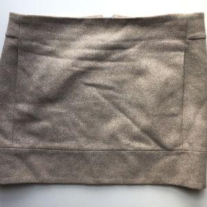 J.Crew Mini Wool Skirt